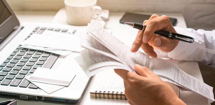 Cómo hacer una factura y calcular su neto.