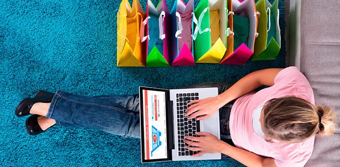 Cómo declarar el IVA de una tienda online.