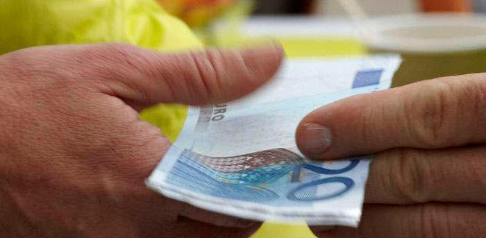 Límite de pago de efectivo en autónomos.